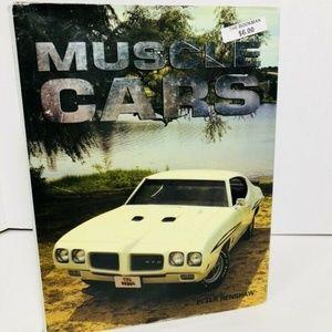 Muscle Cars Hard Cover P Henshaw Thunder Bay Press